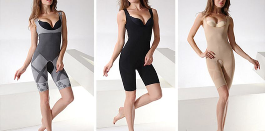 £7.99 instead of £39.99 (from Bellap) for a bamboo one-piece shaper - choose from three colours and save 80%  from Wowcher