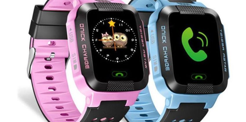 £10.99 instead of £69.99 for a child safety gps tracker watch - choose from two colours from Spot Promotions - save 84% from Wowcher