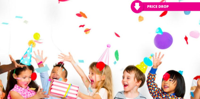 £9 instead of £99 for an online kid's party planning course from Trendimi Ltd - save 91% from Wowcher