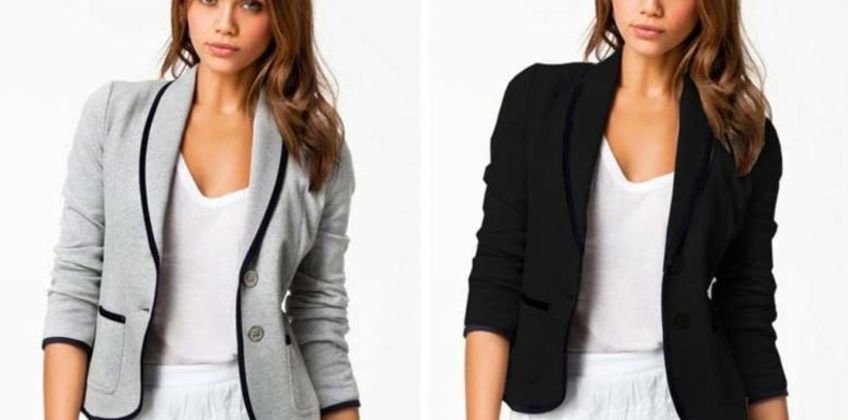 £9.99 instead of £29.99 (from MB Logic) for a casual slim suit jacket – save 67%  from Wowcher