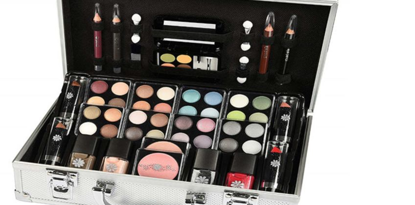 £16 instead of £49.99 for a 51-piece urban beauty vanity case from Forever Cosmetics - save 68% from Wowcher