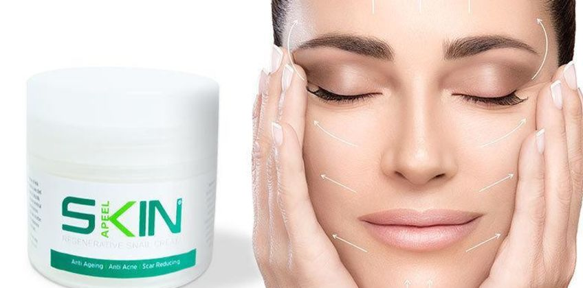 £5.99 instead of £10.99 for a Skinapeel 'Regenerating' Snail Skin Cream from Forever Cosmetics - save 45% from Wowcher