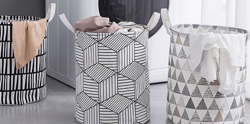 £4.99 instead of £22.99 (from Yello Goods) for a collapsible laundry basket - save 78% from Wowcher