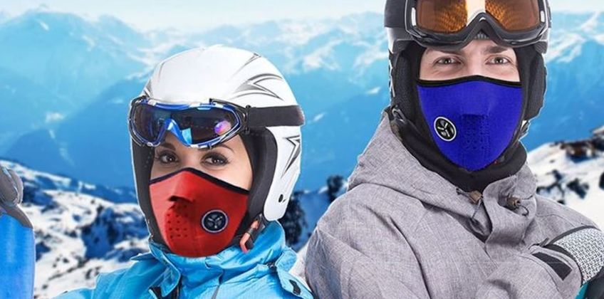 £2.49 instead of £11.99 for a Thermal Neoprene Face & Neck Mask - 3 Colours to choose from Avant-Garde Brands Ltd - save 79% from Wowcher
