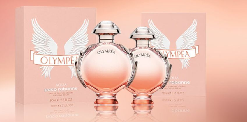 £44 instead of £59.01 for a 50ml bottle of Paco Rabanne Olympea Aqua EDP or £54 for an 80ml bottle - save up to 25% from Wowcher