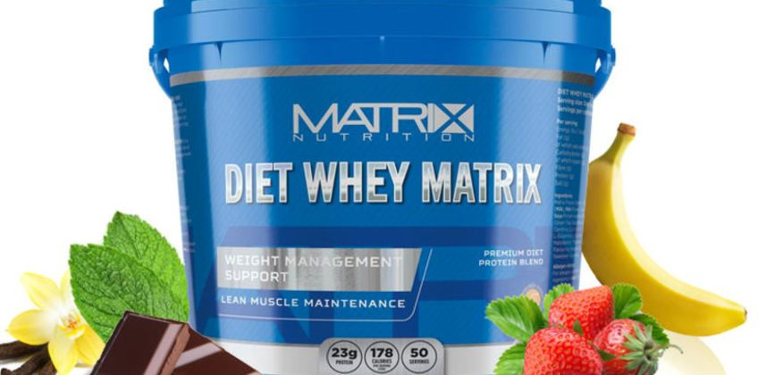 From £11.99 (from CJ Offers) for a diet whey matrix protein powder from Wowcher