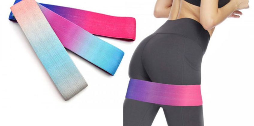 £9.99 instead of £39.99 (from Yellow Goods) for a premium resistance band set - save 75% from Wowcher
