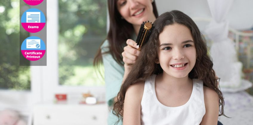 £9 (from New Skills Academy) for an accredited hairdressing for parents certificate  from Wowcher