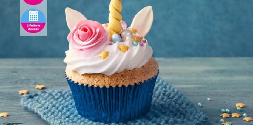 £9 (from New Skills Academy) for an online cupcake decorating course from Wowcher