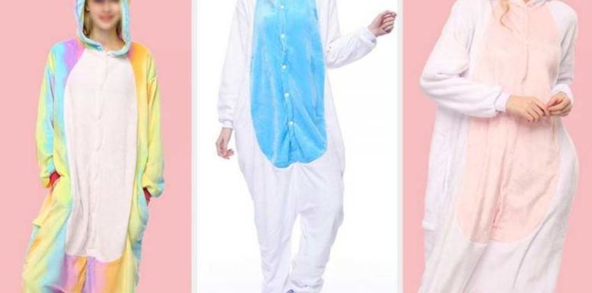 £11.99 instead of £36 (from SpeZ Zee) for a unicorn onesie - save 67% from Wowcher