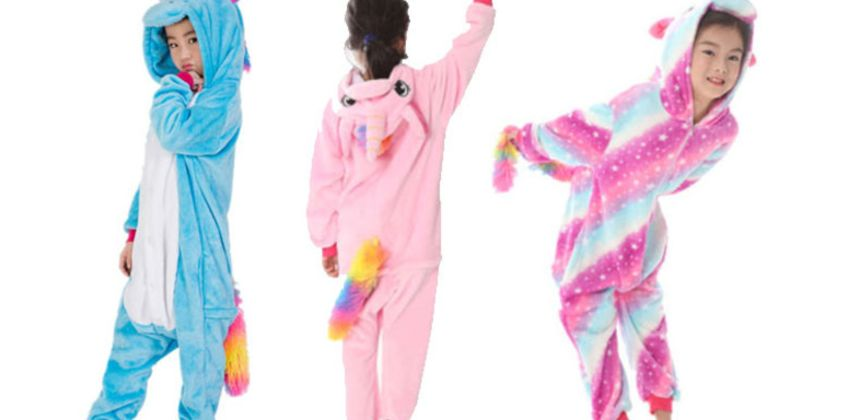 £14.99 instead of £47 (from Magic Trend) for a children's unicorn onesie - save 68% from Wowcher