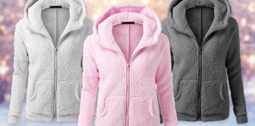 £12 instead of £39.99 (from Backtogoo) for a faux fur hoodie - save 69.99% from Wowcher