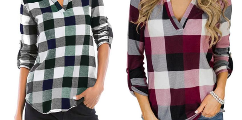 £12 (from Blu Apparel) for a checked shirt! from Wowcher