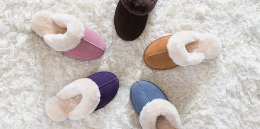 £24.99 instead of £100.19 (from Redfoot) for a pair of ladies sheepskin mule slippers - save 75% from Wowcher