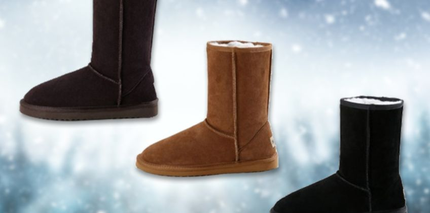 £29 instead of £119 (from Evaniy) for a pair of Merino wool boots - choose between black, chestnut and coffee while saving 76% from Wowcher