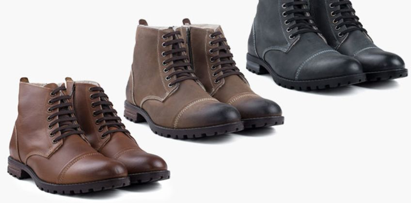£34.99 (from Redfoot) for a pair of men's fleece-lined boots from Wowcher
