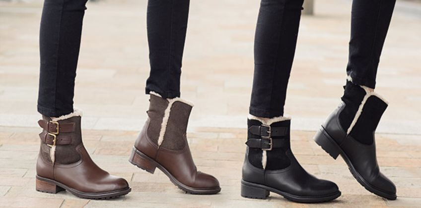 £34.99 (from Redfoot) for a pair of ladies faux fur lined boots from Wowcher