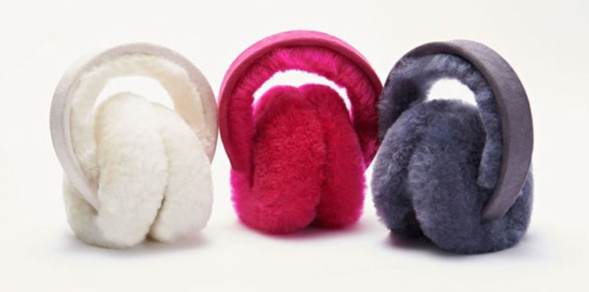 £16 instead of £46 (from Evaniy Accessories) for a pair of sheepskin ear muffs - save 65% from Wowcher