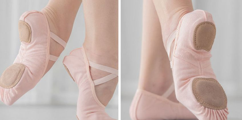 £8.99 instead of £29.99 (from Yellow Goods) for a pair of ballet shoes - save 70% from Wowcher
