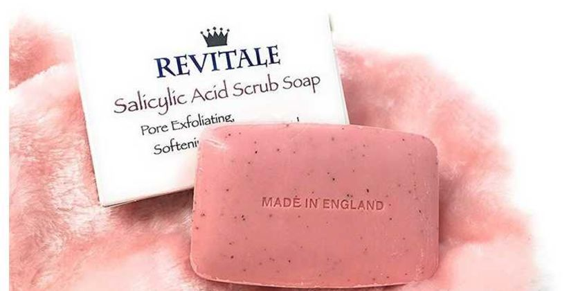 £4.49 instead of £21.97 (from General Healthcare) for a four pack of Revitale soap - save 80% from Wowcher