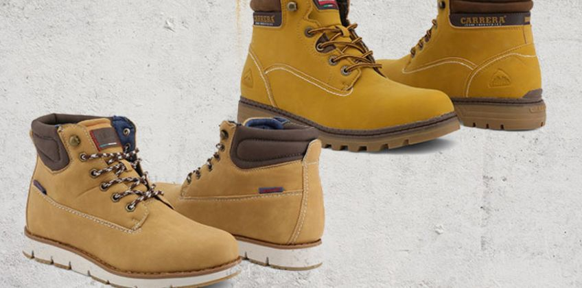 £25.99 instead £49.90 (from Brands Store) for a pair of men's Ontario boots or £28.99 for a pair of Tennesse boots - save 47.92% from Wowcher