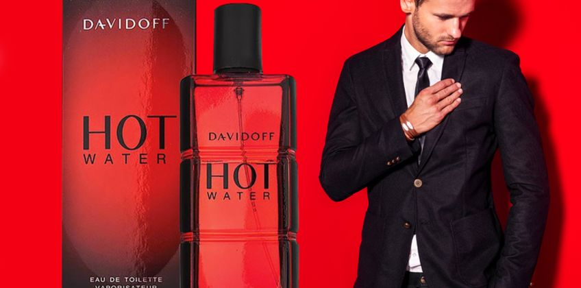 £12.99 instead of £39 for a Davidoff Hot Water 60ml EDT - save 67% from Wowcher