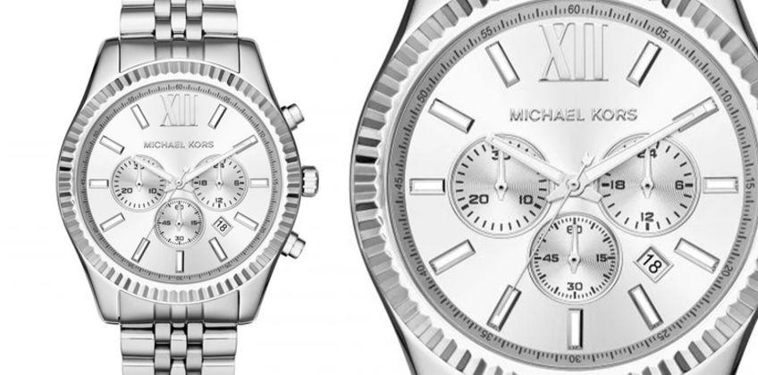 £119 (from Ticara Watches) for a Michaels Kors MK8405 Lexington men's watch  from Wowcher