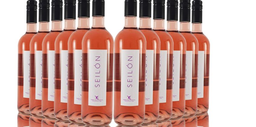 £38 instead of £119.77 (from Q Regalo) for a selection of 12 Ribera del Guadiana 'Seilón' rose wines - save 68% from Wowcher