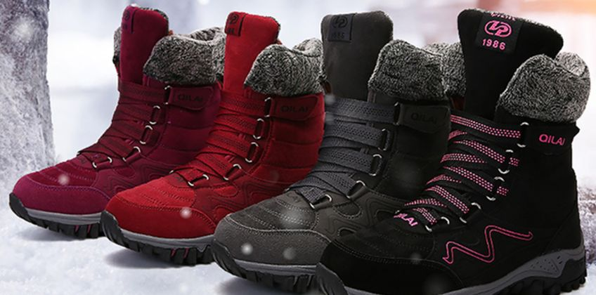 £19.99 instead of £59.99 (from Backtogoo) for a pair of high rise winter boots - save 67% from Wowcher