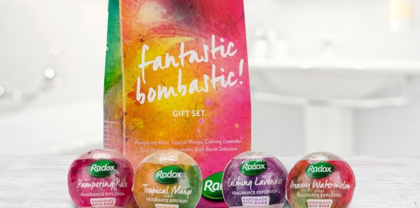 £7.99 instead of £20.99 (from Avant Garde) for a Radox Fantastic Bombastic! gift set or £16.99 for two gift sets - save up to 62% from Wowcher