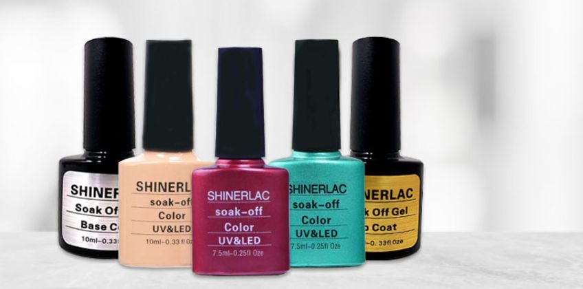 From £2.99 for a Pack of 1, 3 or 5 Soak Off Colour UV & LED Nail Polish from Forever Cosmetics - save up to 57% from Wowcher