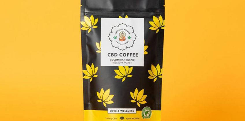 £9.99 instead of £11.96 (from Cheerful Buddha) for a two week supply* of CBD infused coffee or £16.98 for a one month supply* - save up to 16% from Wowcher