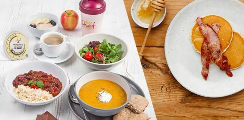 From £69 instead of from £143.01 for a Diet Chef plan hamper including breakfast, lunch, dinner and a snack each day with no subscription plus a measuring tape with BMI calculator - choose between 20 and 28 days while saving up to 52% from Wowcher