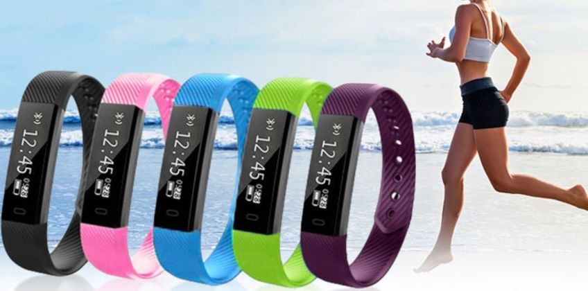 £9.99 instead of £69.99 (from Ugoagogo) for a VeryFit 14-in-1 wireless fitness tracker bracelet - choose from five colours and save 86% from Wowcher