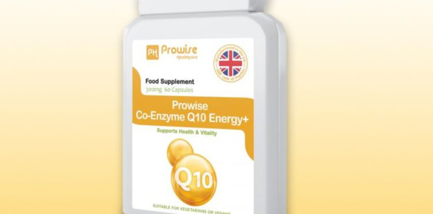 £14.99 instead of £32 (from Prowise) for a two month supply* of co-enzyme Q10 energy+ capsules - save 53% from Wowcher