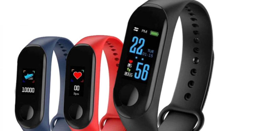 £9.99 instead of £39.99 (from Wow What Who) for a WowFit M3 fitness tracker - save 75% from Wowcher