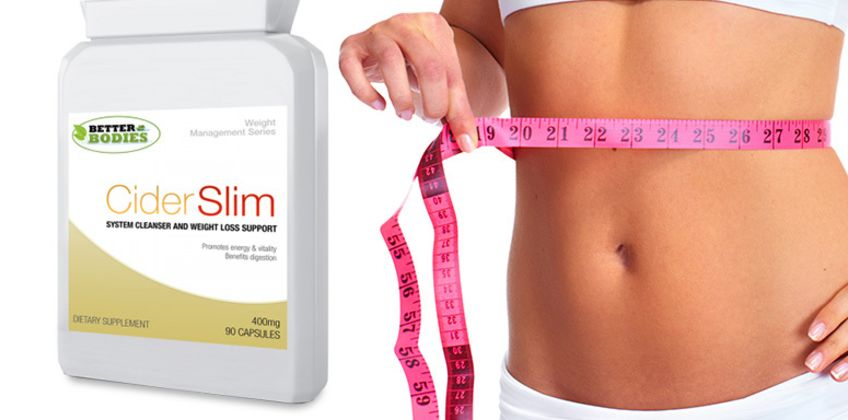 £3.99 (from Better Bodies) for a one month supply of apple cider vinegar weight loss capsules, £5.99 for a two month supply, or £7.99 for a three month supply - save up to 43% from Wowcher
