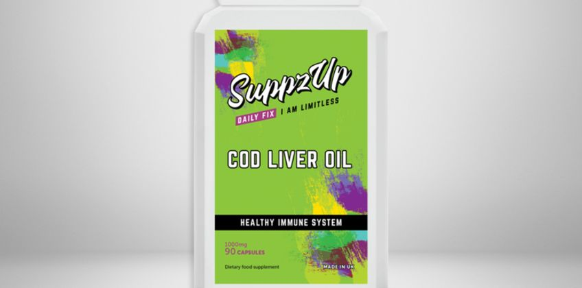 £6.99 instead of £28 (from Forever Cosmetics) for a three month supply* of cod liver oil - save 75% from Wowcher