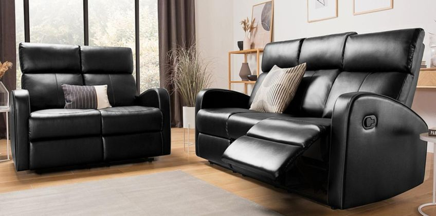 £629 instead of £1499.99 (from Dreams Outdoors) for a 3+2 Boston Recliner sofa set, £799 for a 3+2+1 sofa set – save up to 58%  from Wowcher