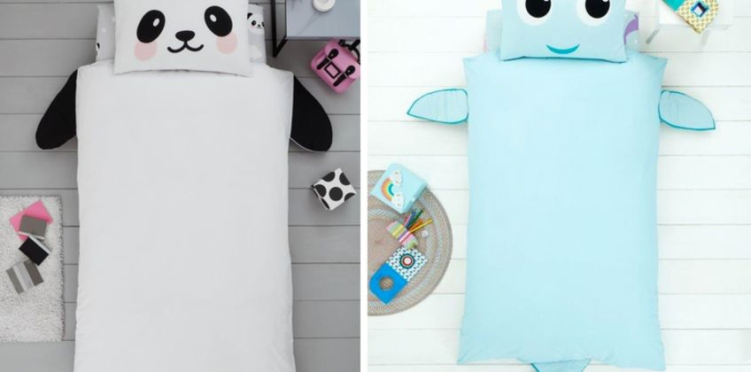£14 instead of £39.99 (from Victoria) for a kids animal-shaped duvet – choose from 10 designs and save up to 64% from Wowcher