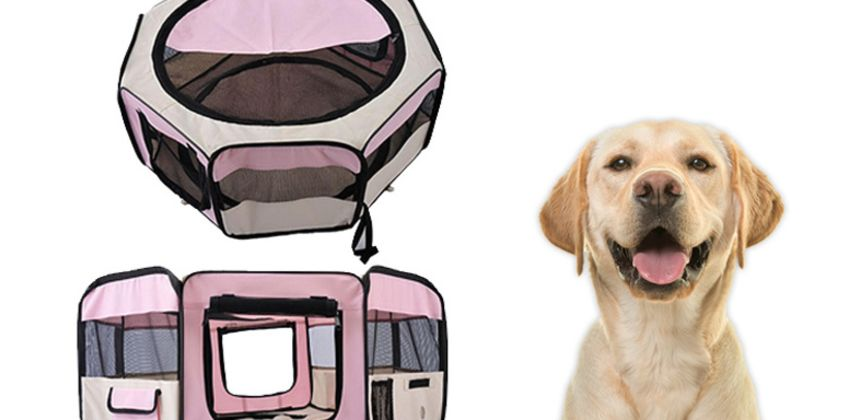 £22 instead of £50 for a pet playpen from Mhstar Uk Ltd - save 56% from Wowcher