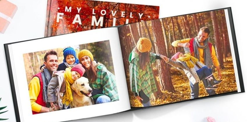 From £2.99 (from Printerpix) for a hardback photobook - choose from 12 options  from Wowcher