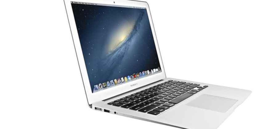 """£549 instead of £796.01 (from IT Trade Services) for a 13.3"""" 128GB SSD 4GB RAM Apple MacBook Air - save 31% from Wowcher"""