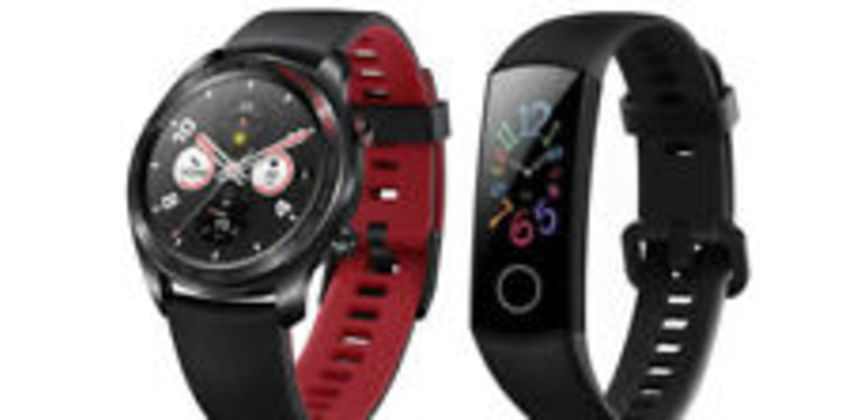 Honor Watch Magic Health Fitness Heart Rate Monitor Magic Watch Black Band from ebay