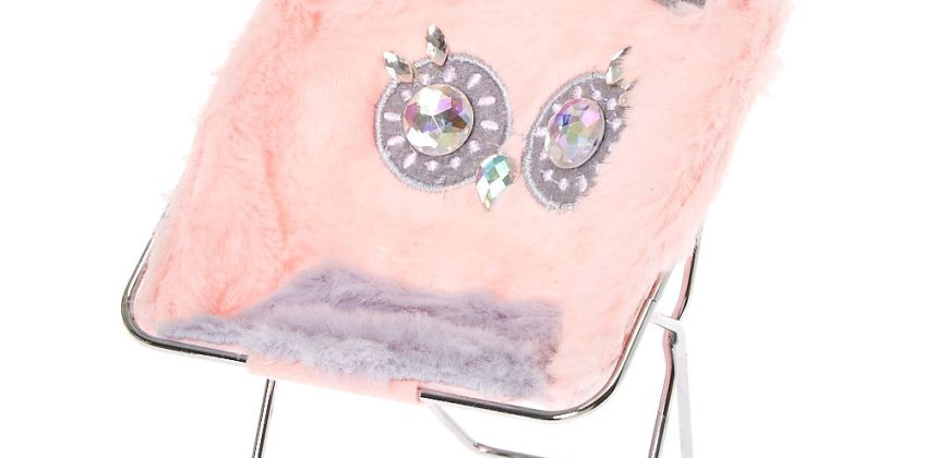 Go to Product: Pink Jewel Owl Phone Holder from Claires