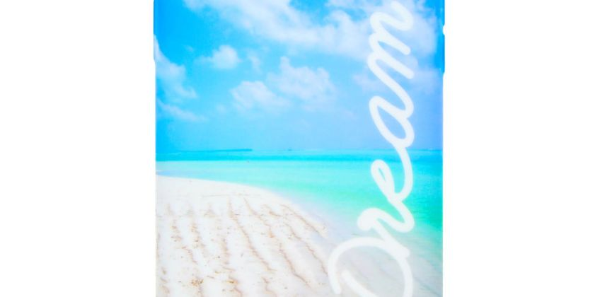 Go to Product: Dream Beach Phone Case - Fits iPhone XR from Claires