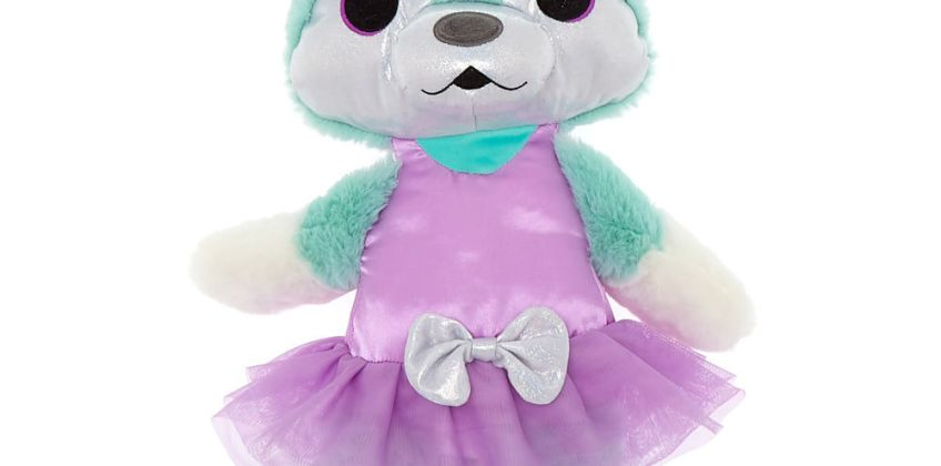 Go to Product: Claire's Club Medium Blizzard the Husky Soft Toy from Claires