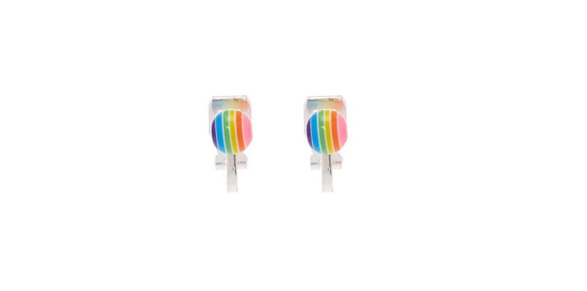 Go to Product: Rainbow Symbol Clip On Earrings - 3 Pack from Claires