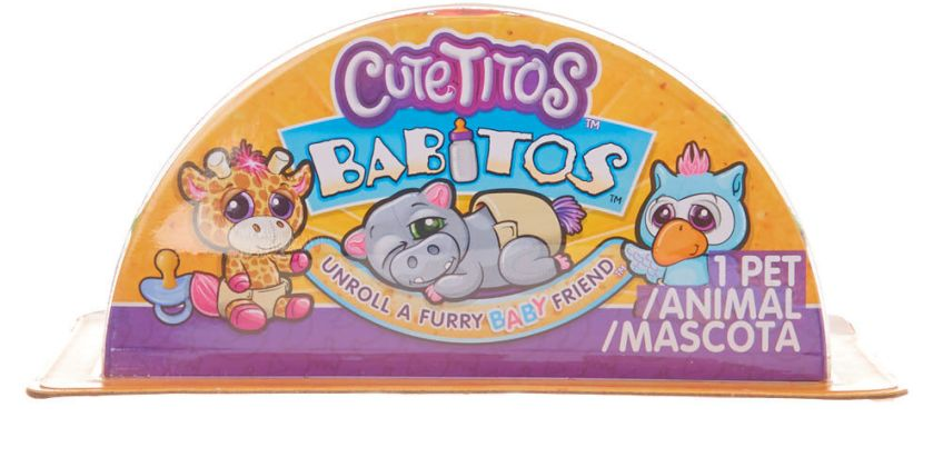 Go to Product: Cutetitos™ Babitos Soft Toy – Styles May Vary from Claires
