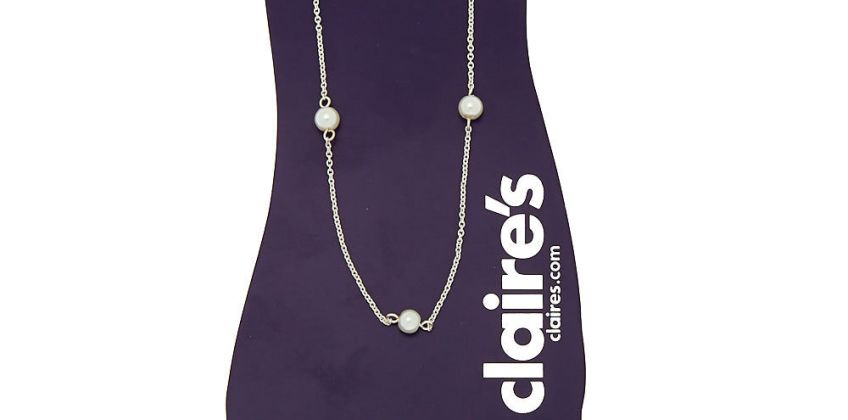 Go to Product: Sterling Silver Pearl Chain Anklet from Claires